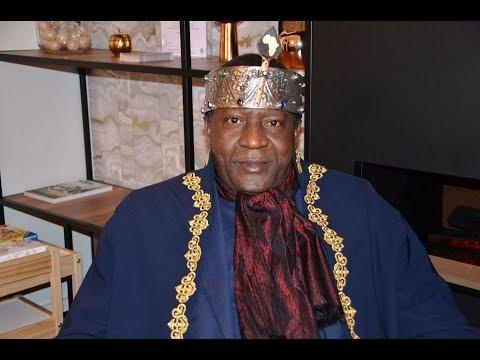 Interview de Sa Majesté Tchiffi Zié Secrétaire Général Permanent du Forum des Rois d'Afrique