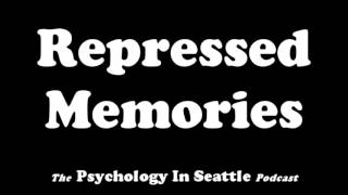Dr. Kirk Honda talks about repressed memories and the new Netflix documentary, The Keepers.The Psychology In Seattle Podcast. July 10, 2017.Email: Contact@PsychologyInSeattle.comBecome a patron of our podcast by going to https://www.patreon.com/PsychologyInSeattle