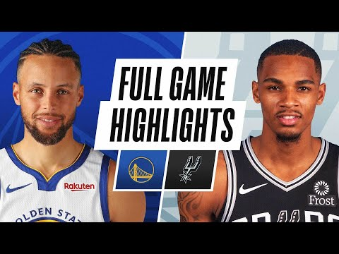 Video: WARRIORS at SPURS | FULL GAME HIGHLIGHTS | February 8, 2021
