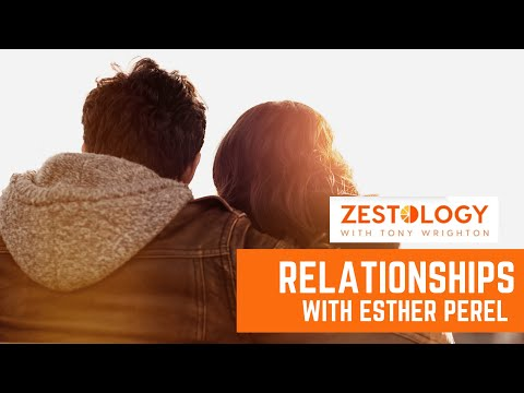 Esther Perel on relationships, monogamy, and how to not bicker with your partner #155