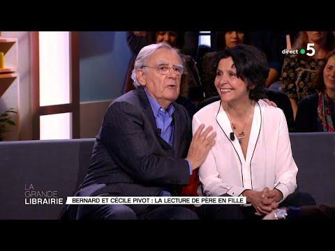Bernard et Cécile Pivot: «Lire!» et écrire en famille
