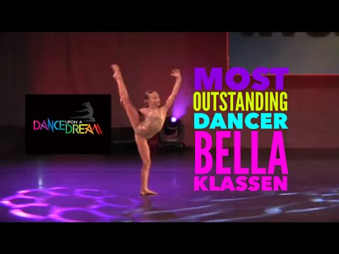 Bella Klassen - Most Outstanding Dancer - May 2015