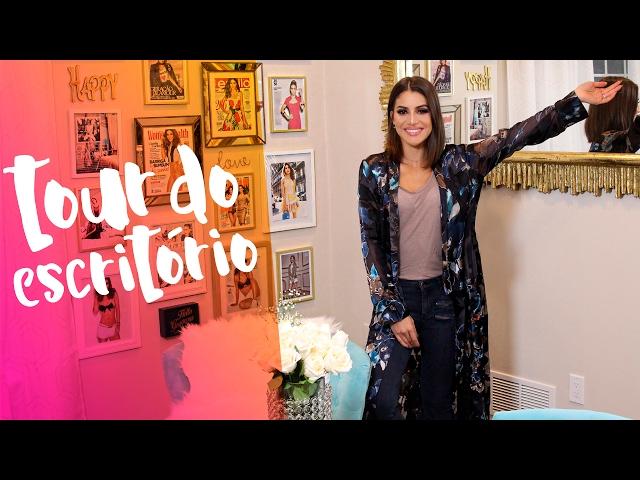 TOUR DO ESCRITÓRIO! - Super Vaidosa