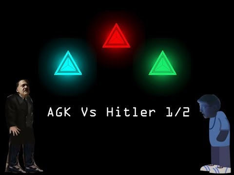 The Angry German Kid Show - Episode 6: AGK Vs Hitler Part 1