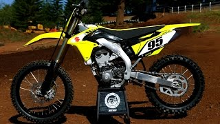 4. 2017 Suzuki RMZ 450 - Dirt Bike Magazine