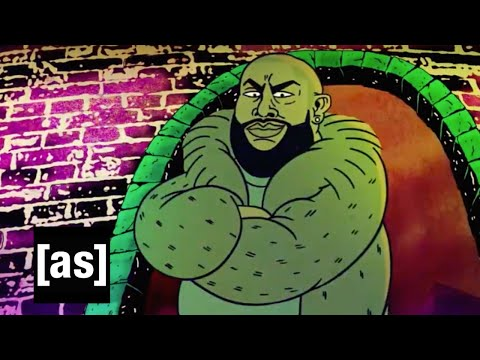 Big Grams | Adult Swim | Born To Shine | Run Fo...