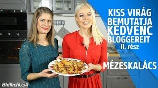 Kiss Virág bemutatja kedvenc bloggereit 2. rész – mézeskalács