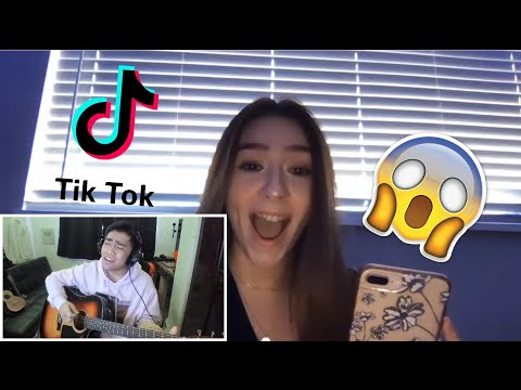 YOUNOW SINGING | SINGING TIKTOK SONGS FOR PEOPLE! [BEST REACTIONS] [2020]