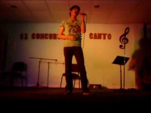 Demian - Amar Y Querer - Jose Jose (cover) - prepa allende concurso