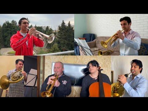 Αζερμπαϊτζάν: Συναυλία στην καραντίνα