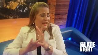 Entrevista a Jatnna Tavárez | Completa | Casi Un Late Night con Ovandy Camilo