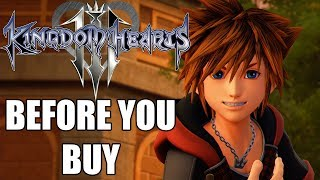 Kingdom Hearts 3 - 15 Things You Need to Know Before You Buy
