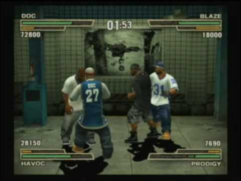 Def Jam Fight for NY - Team Match LXXVII
