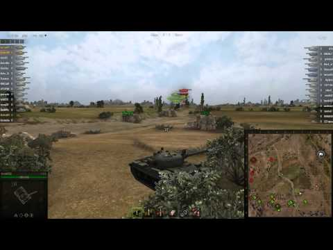 Straik[RED] | VoD T-62A
