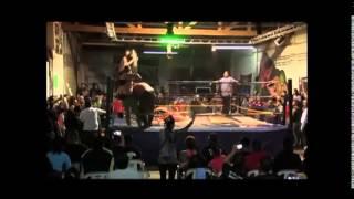 Necro Butcher y Dark Warrior vencen a Pagano y Muñeco Infernal en la Arena Kalaka