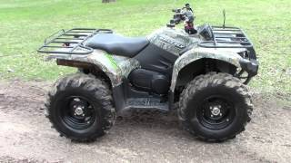 10. 2012 Yamaha Grizzly 450 EPS