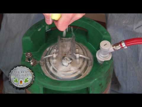 The Best Guide to Homebrewing – Part 7 – The Beer Kegging Process