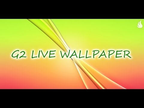 Video of G2 Live Wallpaper