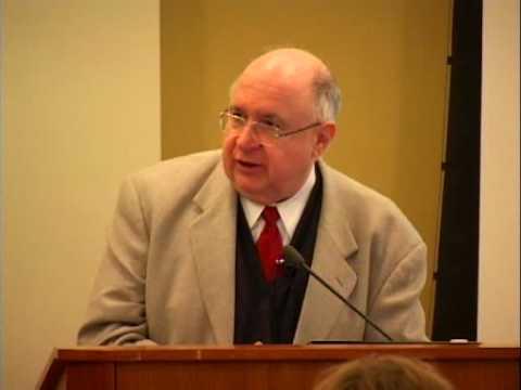 Der letzte Vortrag mit Pater. Michael Himes