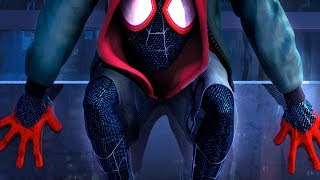 SPIDERMAN - The SpiderVerse MOVIE Trailer (2018) by Inspiring Cinema