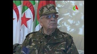 """Gaïd Salah: Le peuple doit faire preuve de """"sagesse"""" pour déjouer """"les conspirations"""""""