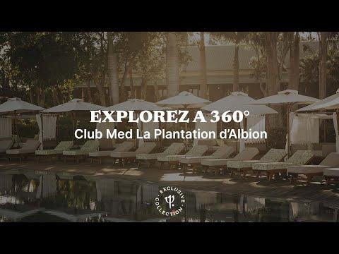 Take a tour of Club Med La Plantation d'Albion - Mauritius [360°]