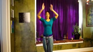 Arm Strengthening and Stretching Exercises for Beautiful Veil Work