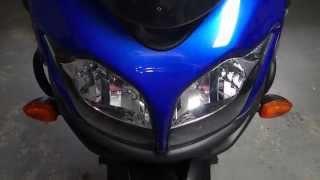 8. Cheap DIY Mods and Farkles for 2012 + Suzuki DL650 V-strom 650