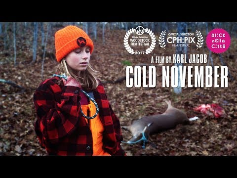 Cold November - Official Trailer (2018)