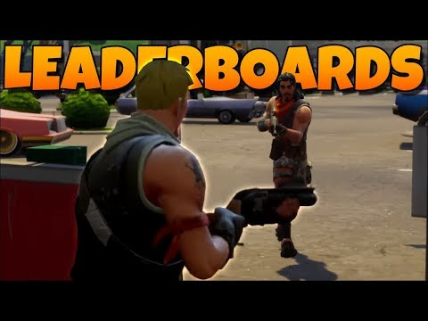 FORTNITE LEADERBOARDS! (Fortnitestats Guide)