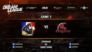 Empire vs MFF, game 3