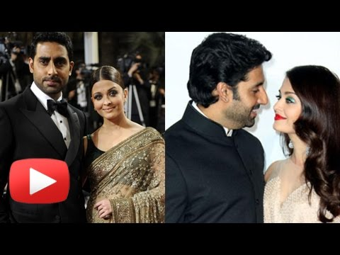 Aishwarya Rai Bachchan & Abhishek Bachchan Hottest