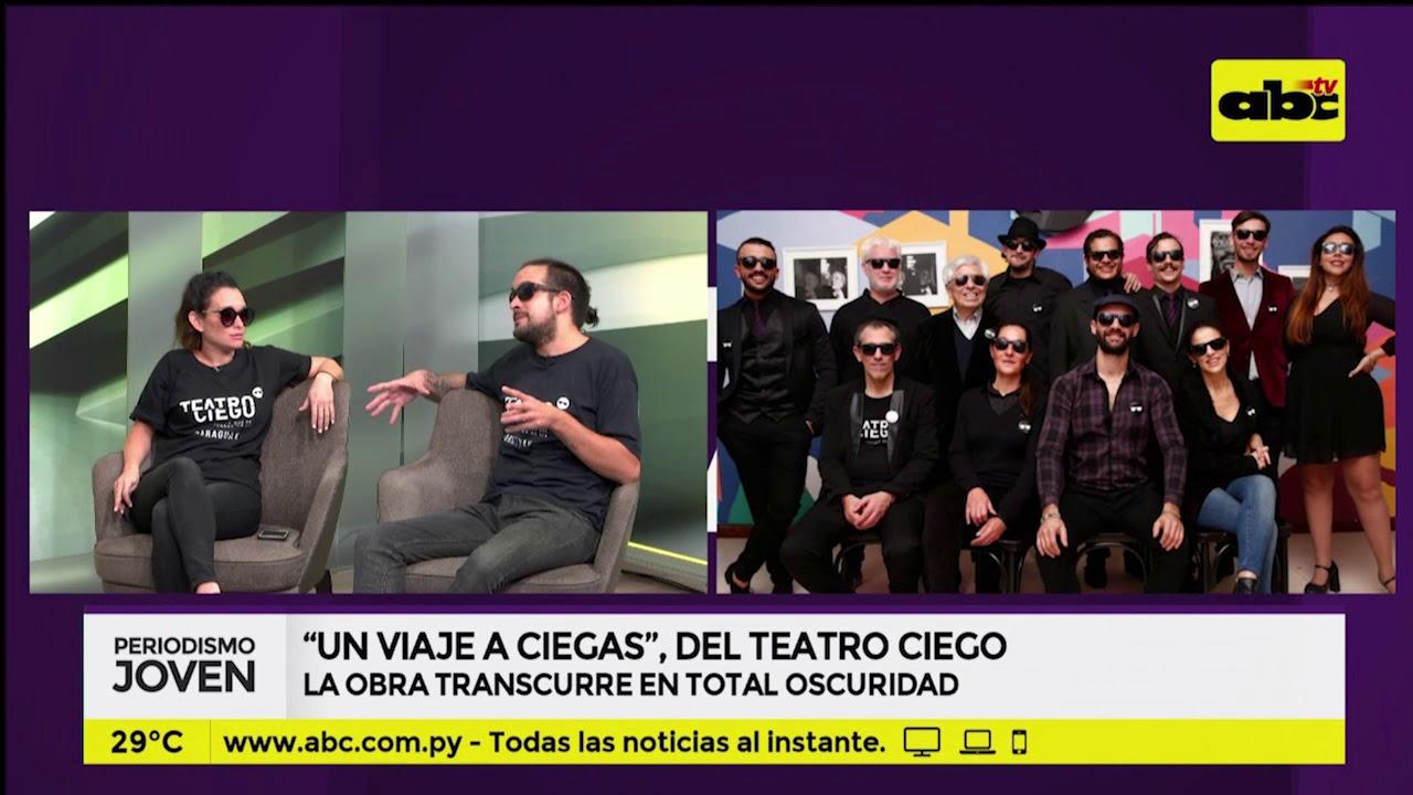 El Teatro Ciego debuta en Paraguay