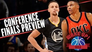 Can the Thunder or Raptors prevent an NBA Finals rematch?? (Wake Up, NBA) by SB Nation