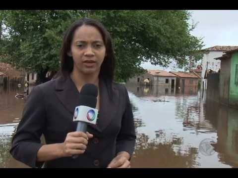 Famílias foram pegas de surpresa por enchente em Marabá