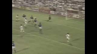 Hugo Sanchez trifft für Rayo Vallecano (1993)