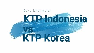 Video KTP Indonesia vs KTP Korea MP3, 3GP, MP4, WEBM, AVI, FLV Juni 2019