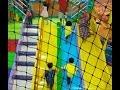 Bermain Perosotan Dan Berpetualang Bersama Teman Teman - Fun Indoor Playground For Kids