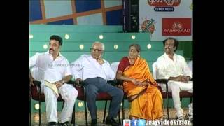 Sivakumar Speaks About Balachander
