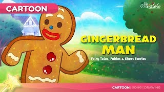 Video The Gingerbread Man Fairy Tales and Bedtime Stories for Kids in English MP3, 3GP, MP4, WEBM, AVI, FLV Agustus 2019