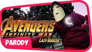 Video AVENGERS INFINITY WAR Low Budget Trailer Parody MP3, 3GP, MP4, WEBM, AVI, FLV Desember 2017