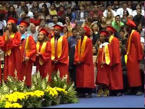 Stafford High School Graduation 2017