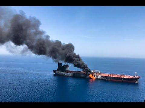 Παγκόσμια ανησυχία για τις επιθέσεις στα δεξαμενόπλοια …