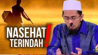 Video MASYAALLAH‼️ Ini Nasehat Terindah dari Ustadz Adi Hidayat LC MA MP3, 3GP, MP4, WEBM, AVI, FLV Desember 2018