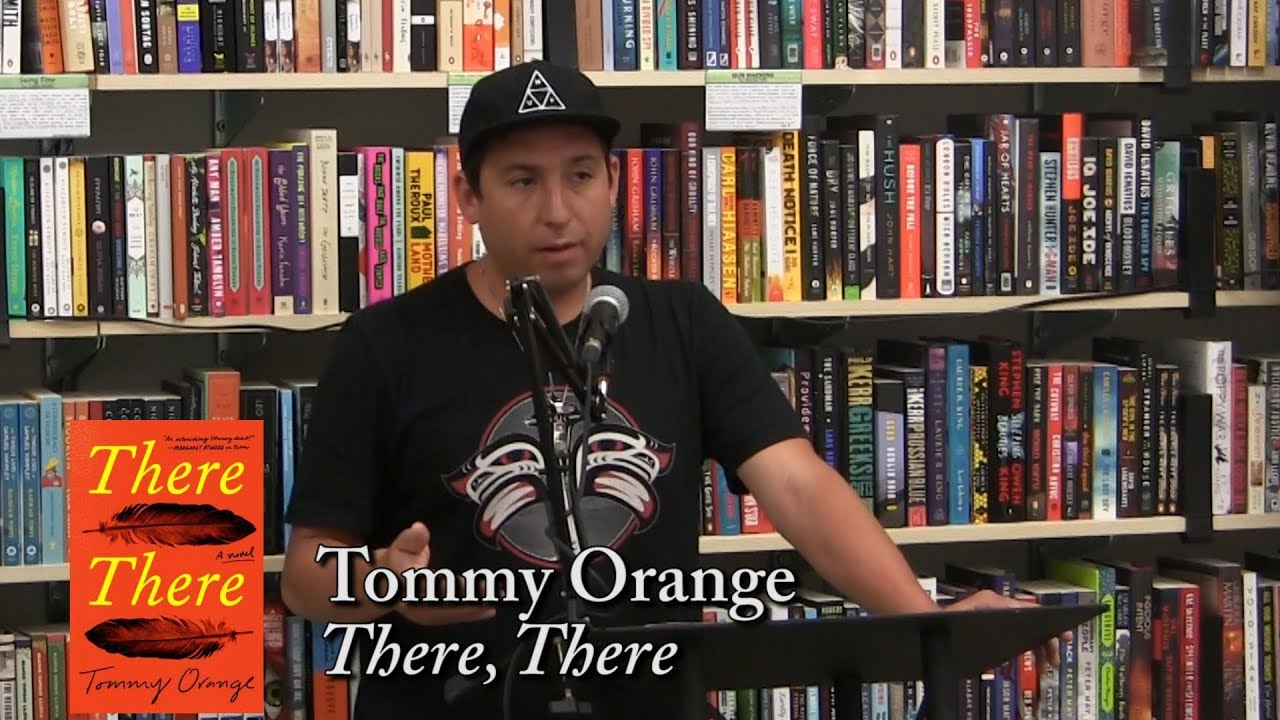 Tommy Orange at Politics and Prose