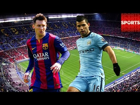 Will Manchester City Take Down La Liga Giants Barcelona?