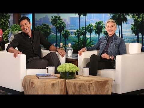 Mario Lopez Has a Saved by the Bell Reunion on The Ellen Show