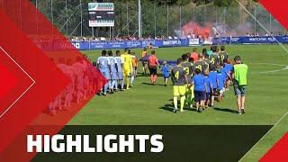 Het tweede duel van PSV in het Festival de Football des Alpes in Zwitserland. Kijk op ons YouTube-kanaal voor meer video's van PSV TV. Abonneer je op dit ...