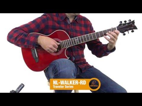 OrtegaGuitars_NL-WALKER-RD_ProductVideo