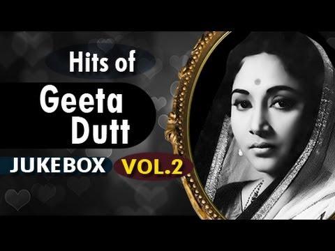 Superhit songs of Geeta Dutt - Jukebox Vol. 2